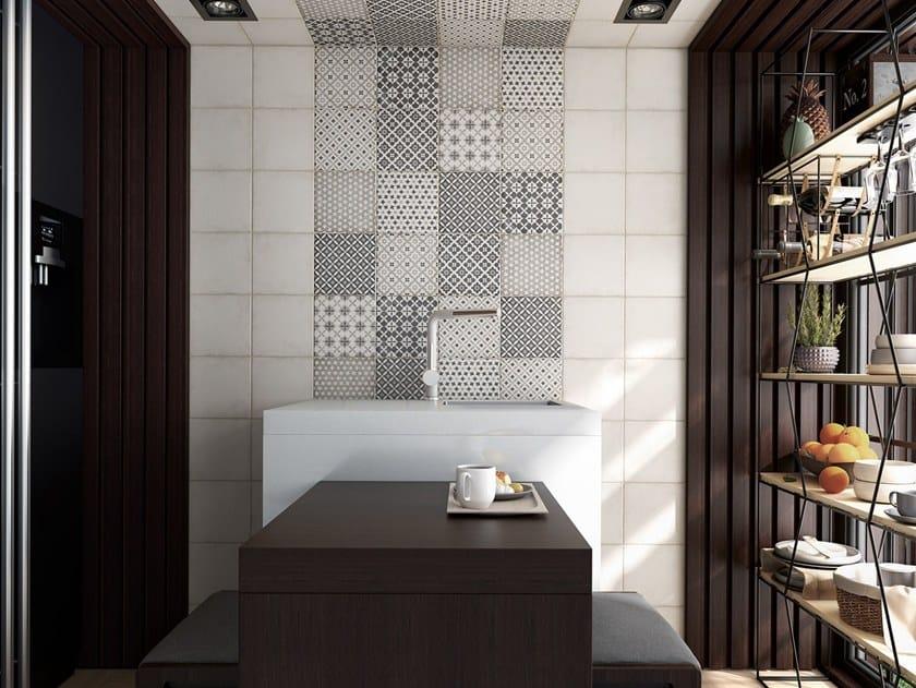 Ceramic Wallfloor Tiles Art Nouveau By Equipe Ceramicas