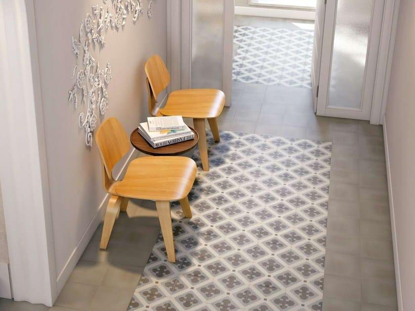 Ceramic flooring ART NOUVEAU by Harmony