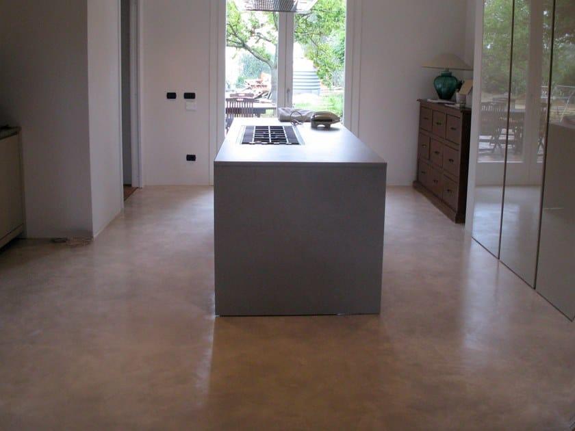 Ecologic resin wall/floor tiles ARTEVIVA CLOUD by Arte Viva