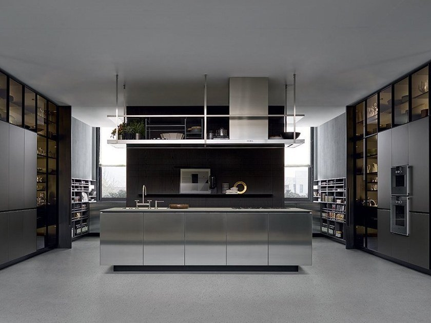 fitted kitchen artex by poliform - Poliform Kitchen