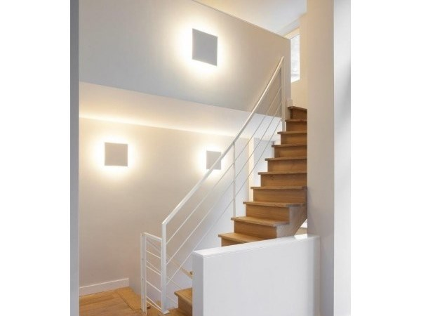 Plaster wall light ARTIC by GESSO