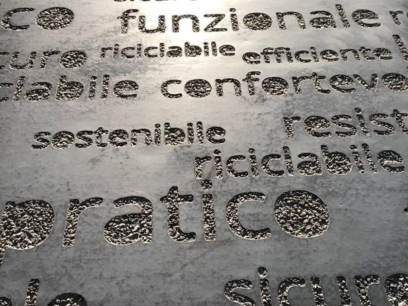 Membrana da fondo cassero per calcestruzzo grafico RECKLI® ARTICO NEO by COPLAN