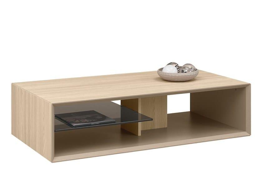 ARTIGO   Table basse rectangulaire By GAUTIER FRANCE