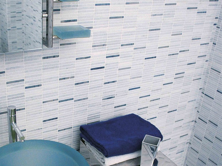 Marble mosaic ARTISTIC CONTEMPORARY - STICK by Lithos Mosaico Italia
