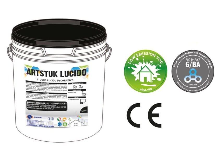 Decorative plaster ARTSTUK LUCIDO by malvin