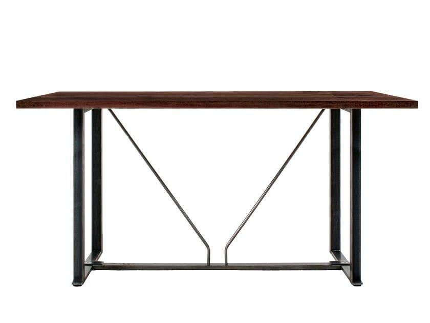 Rectangular high table ARTUS | High table by KFF