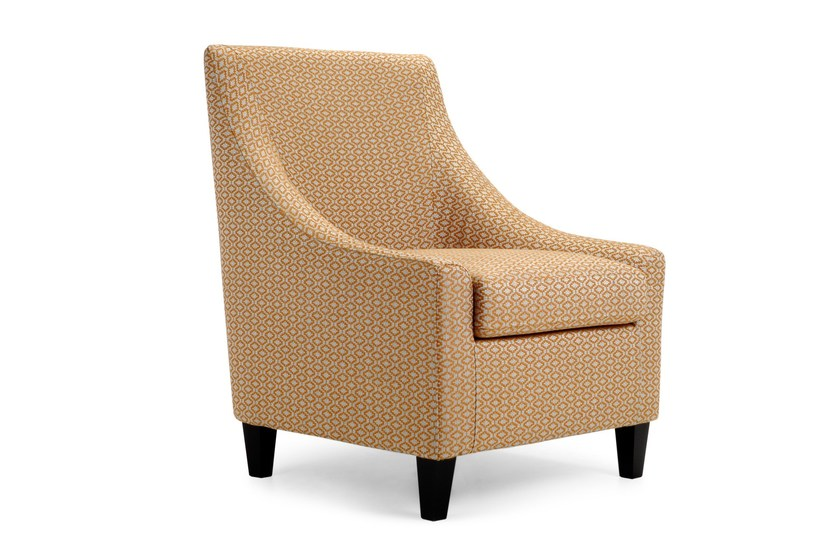 Upholstered armchair ARWEN | Armchair by Domingo Salotti