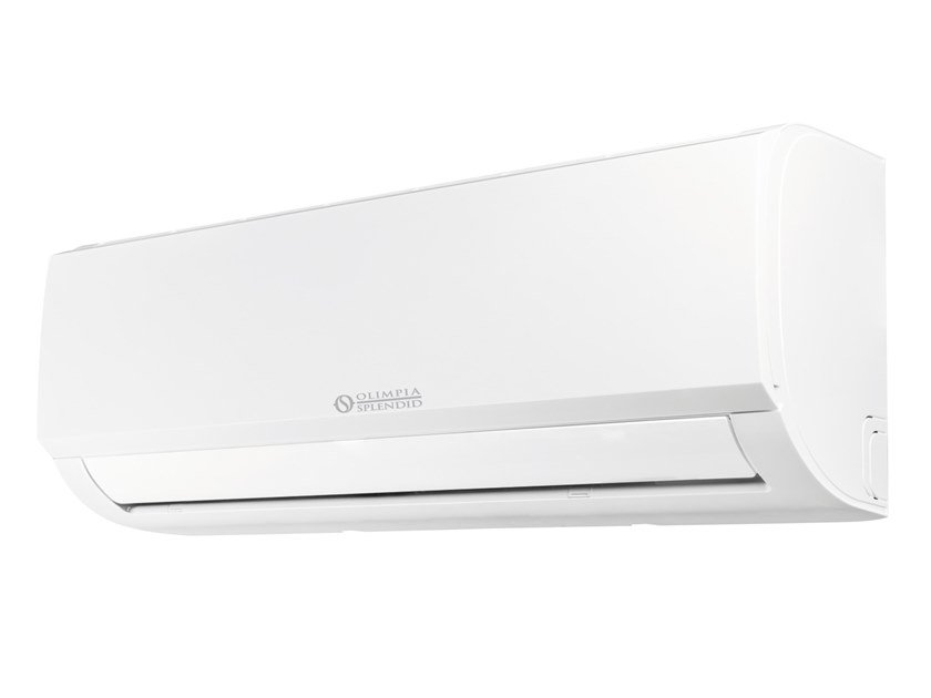 Wall mounted inverter mono-split air conditioning unit with heat pump ARYAL S1 E Inverter by OLIMPIA SPLENDID
