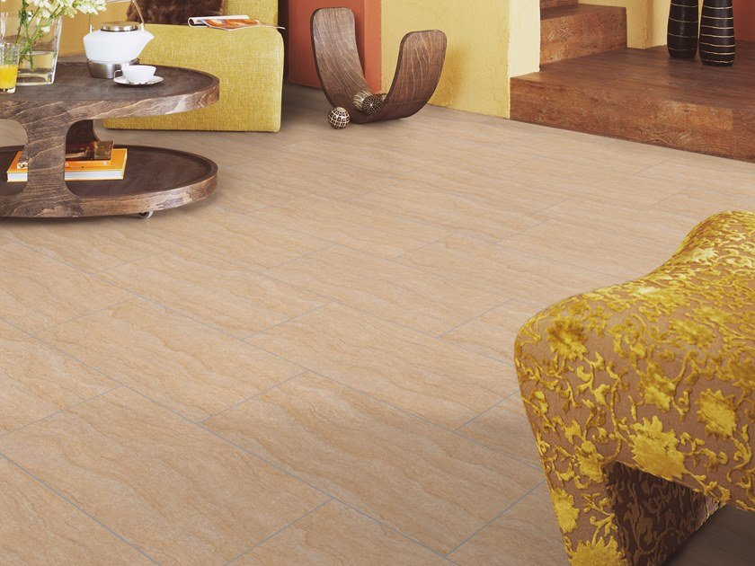 PVC flooring with stone effect AS 611 by PROJECT FLOORS