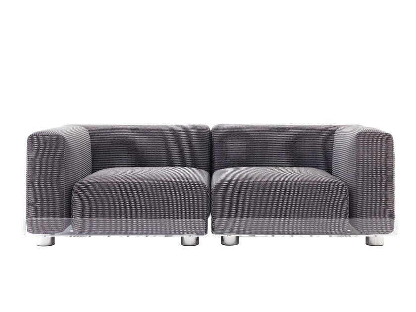 Sectional sofa ASAMI by Colico