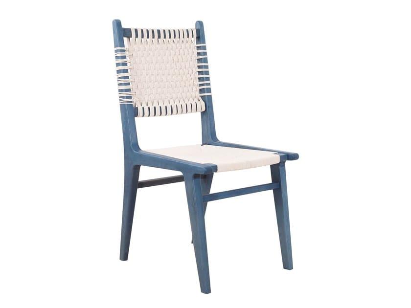 Solid wood chair ASANDI | Solid wood chair by ALANKARAM