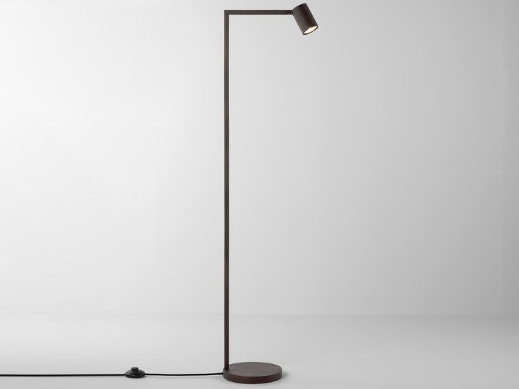LED adjustable metal floor lamp ASCOLI | Floor lamp by Astro Lighting