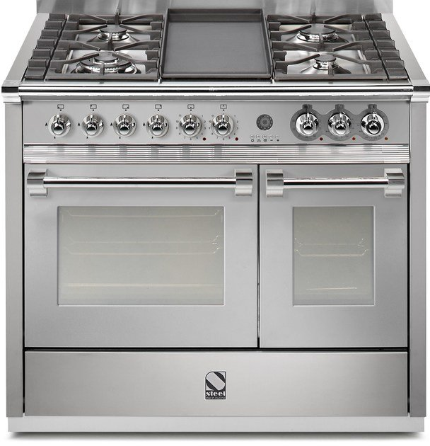 Stainless steel cooker ASCOT 100 by Steel