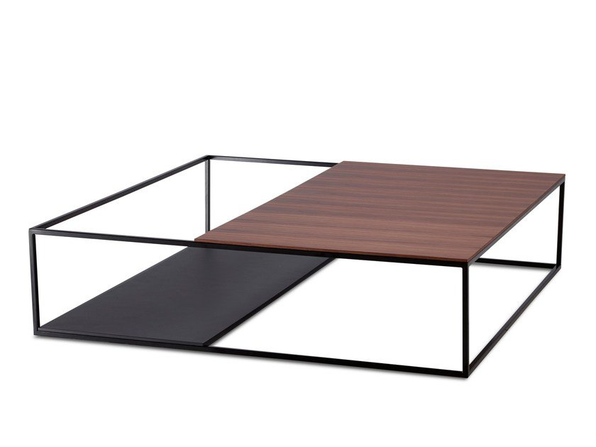 Square coffee table ASCOT JR-T939 by JORI