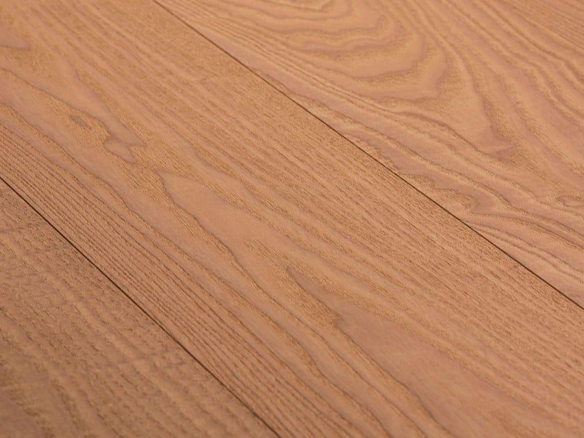 Ash wall/floor tiles ASH VULCANO MEDIUM - WHITE OIL by mafi