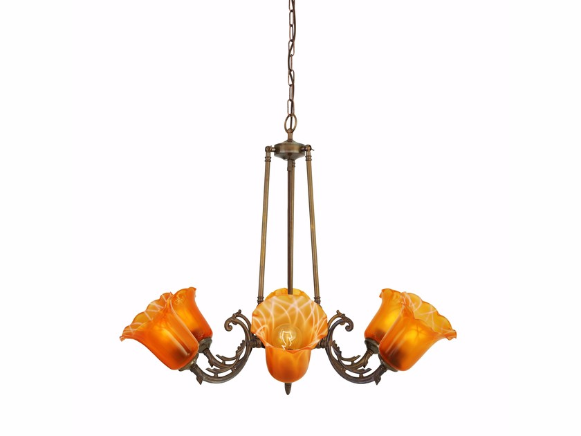 Chandelier ASHBOURNE by Mullan Lighting