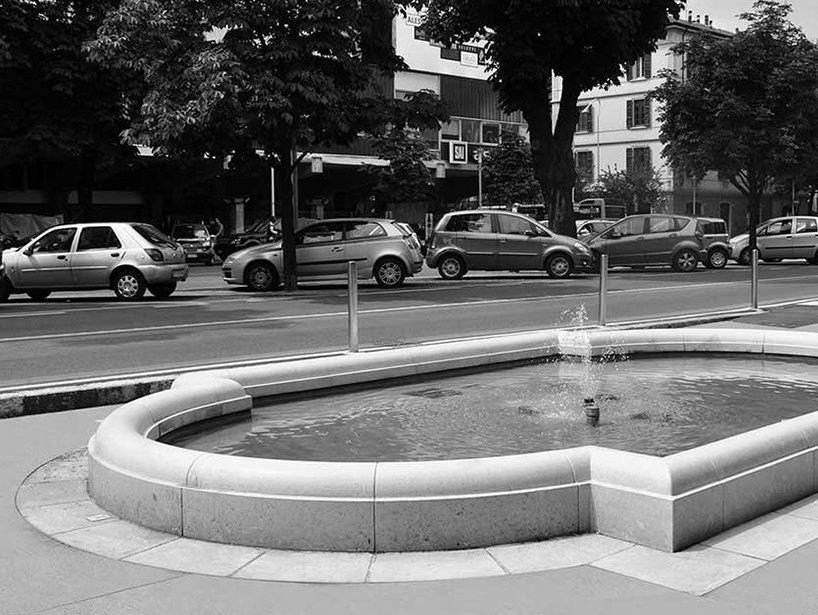 Natural stone Fountain ASOLA by Bellitalia