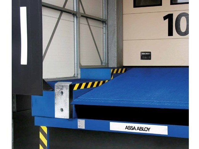 Loading ramp ASSA ABLOY STEP AUTODOCK by ASSA ABLOY
