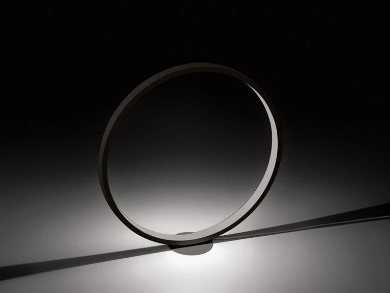 Indirect light floor lamp ASSOLO70 TERRA by Cini&Nils