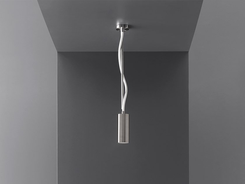 Ceiling mounted overhead shower AST 11 by Ceadesign