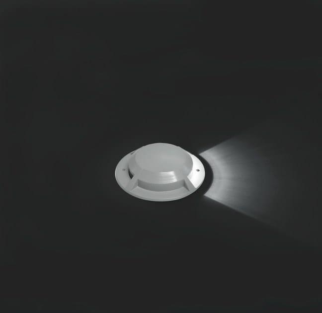 LED walkover light steplight ASTER.C F.1061 by Francesconi & C.