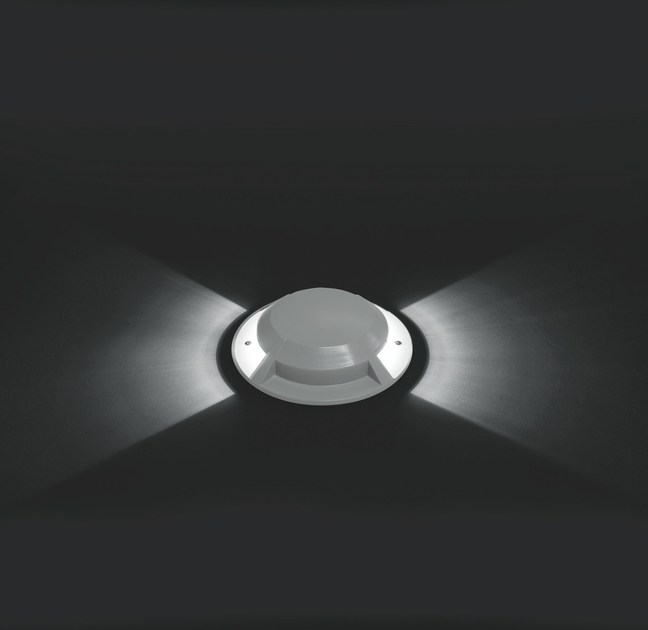 LED walkover light steplight ASTER.C F.1068 by Francesconi & C.