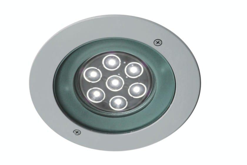 LED ceiling recessed die cast aluminium Outdoor spotlight ASTER F.3043 by Francesconi & C.