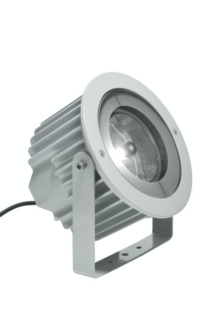 Halogen adjustable die cast aluminium Outdoor floodlight ASTER F.4071 by Francesconi & C.