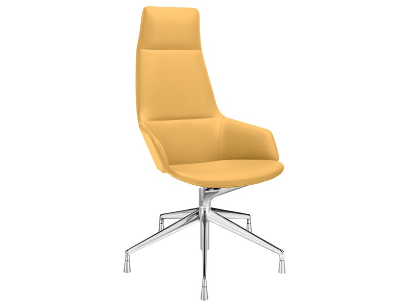 ASTON | Executive chair with 5-spoke base