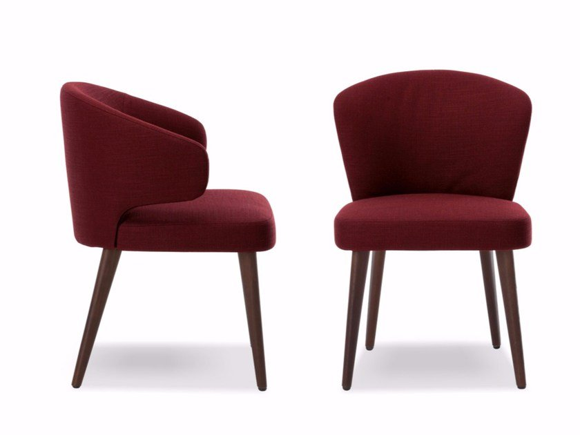 Merveilleux Chair ASTON | Chair By Minotti