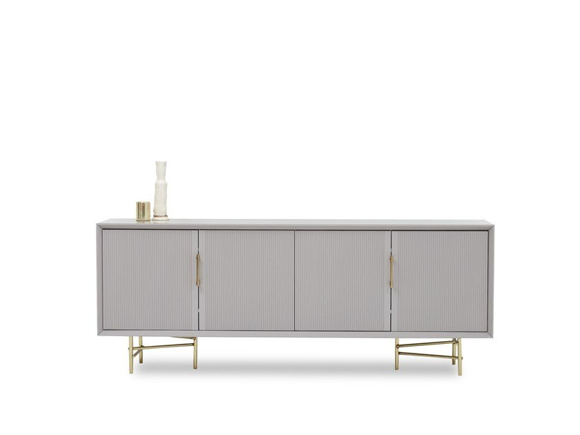 MDF sideboard with folding doors ASTORIA | Sideboard by Enza Home