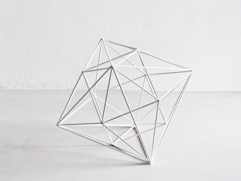 Metal decorative object ASTRO by bigdesign