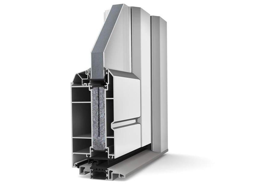 Porta d 39 ingresso in alluminio at 200 internorm italia for Internorm forum