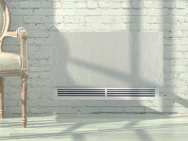 Wall Mounted Hot Water Panel Radiator At Acqua Hybrid