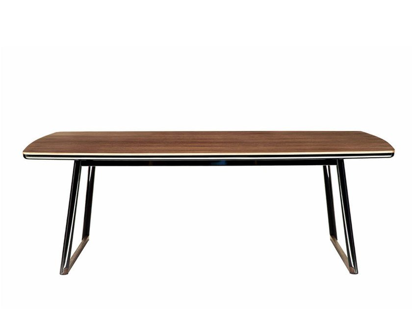 Rectangular dining table ATA | Dining table by HC28