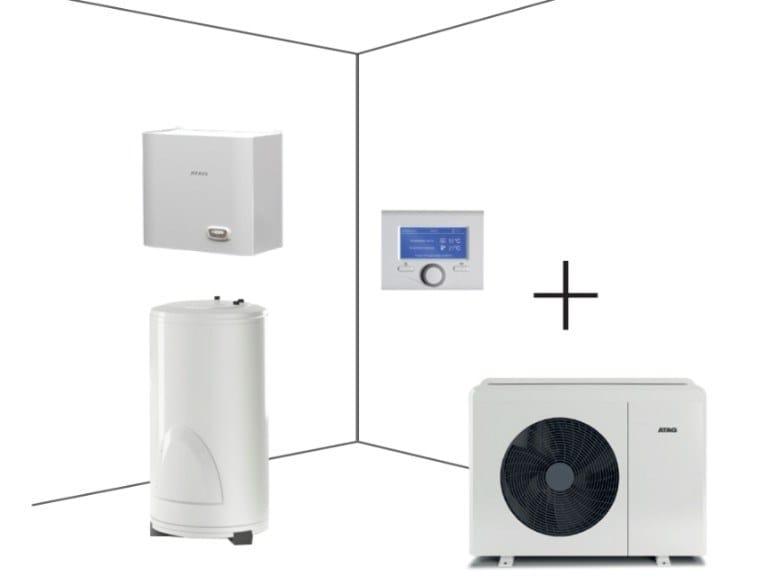 Air to water heat pump ATAG ENERGION M Plus + CBS by ATAG Italia