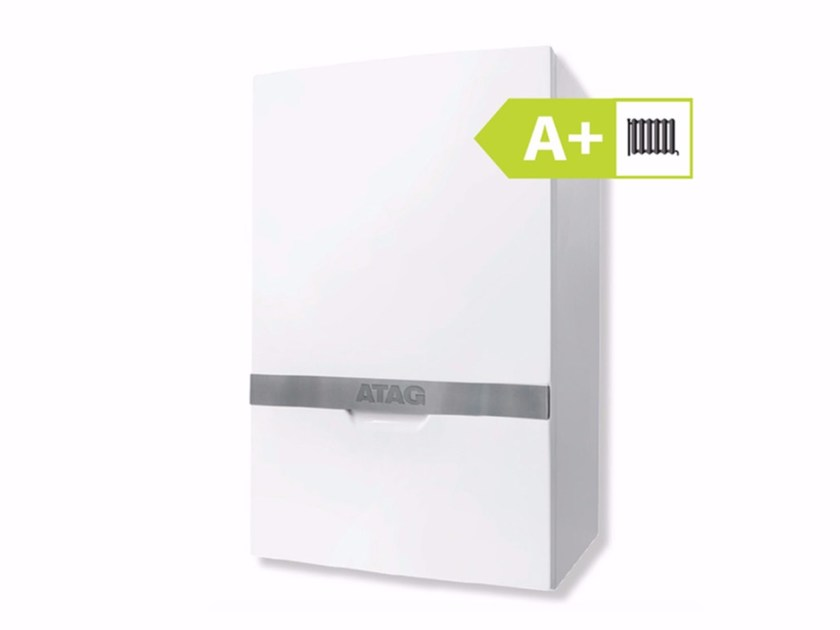 Stainless steel condensation boiler ATAG iSerie S by ATAG Italia
