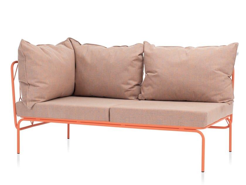 Diván de jardín tapizada de tela ATAMAN | Diván de jardín by Garda Furniture