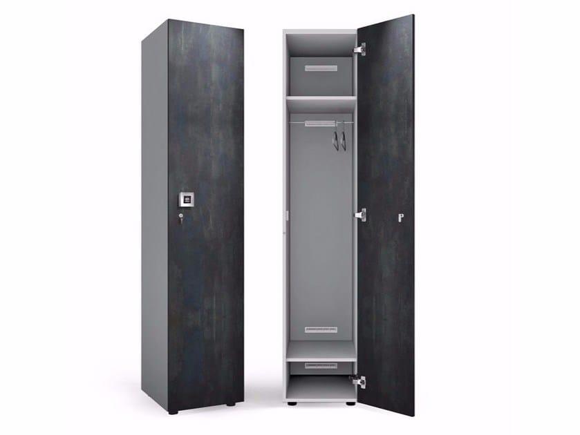 Wooden Locker ATELIER by FIT INTERIORS
