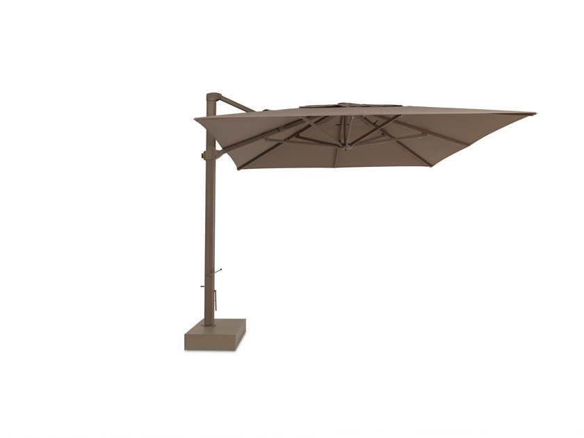 Square Garden umbrella ATHENA by Talenti
