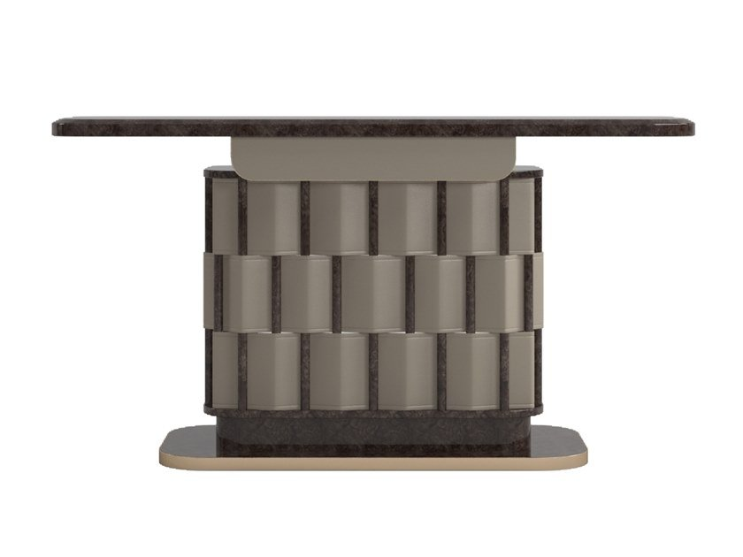 Rectangular briar console table ATHENA | Console table by Reiggi