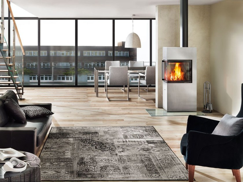 Spartherm Melle burning stove athene by spartherm