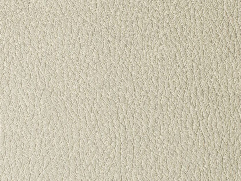 Solid-color leather fabric ATLANTIDA by Elastron