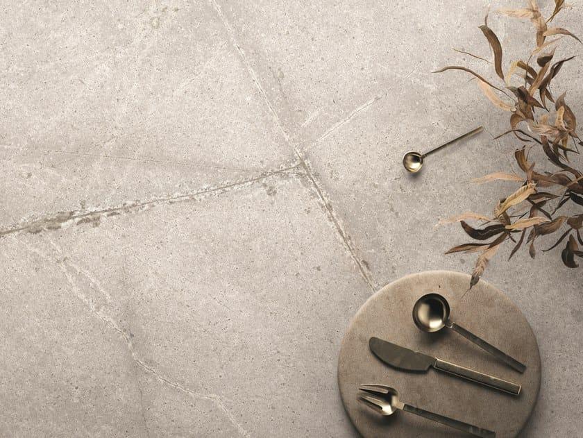 Porcelain stoneware wall/floor tiles ATLANTIS by ABK