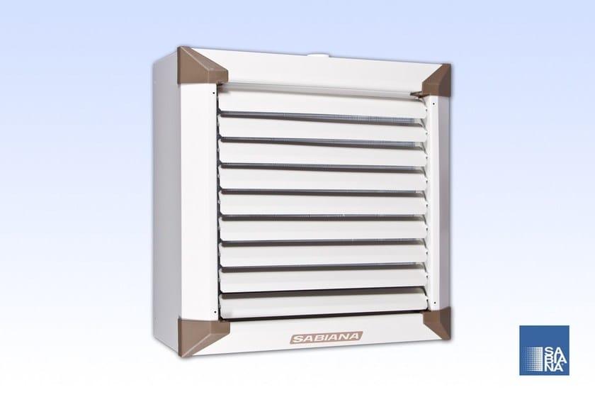 Air heater ATLAS ECM by SABIANA