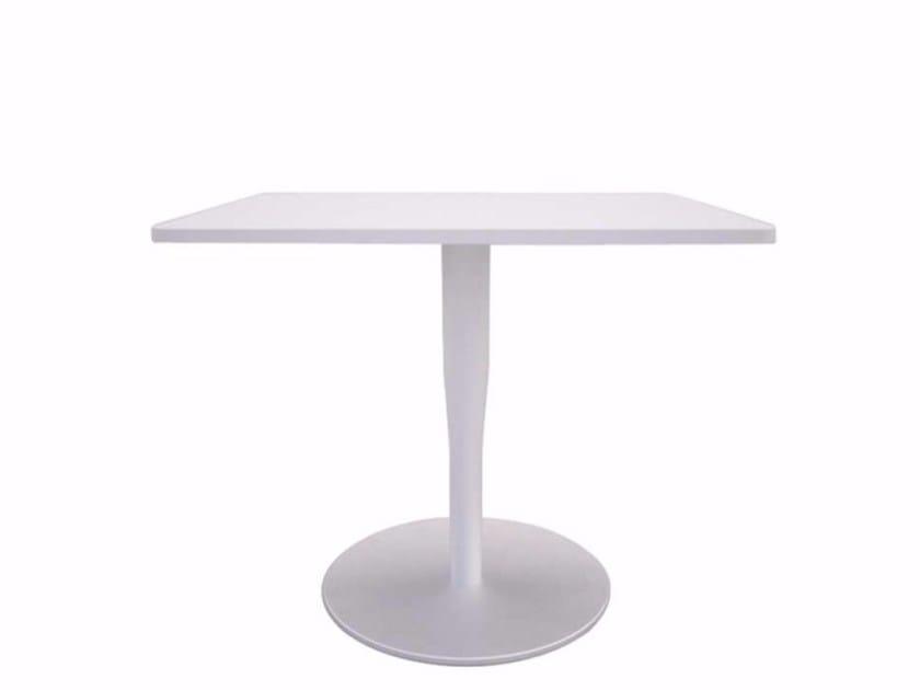 Square coffee table ATLAS TABLE - N by Alias