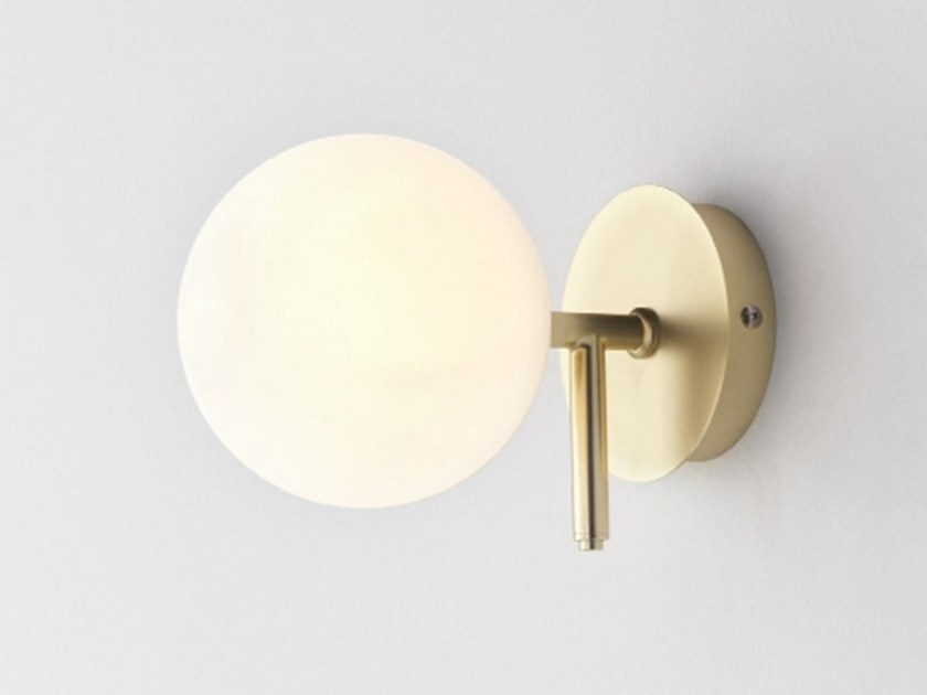 Metal wall lamp ATOM | Wall light by Aromas del Campo