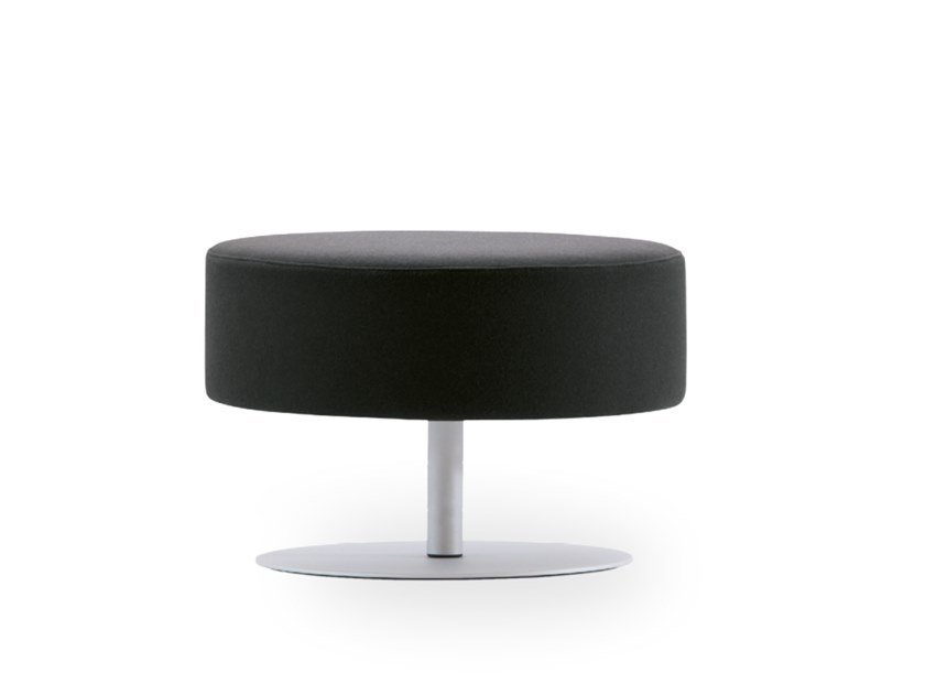 Pouf imbottito ATOMA | Pouf by ROSSIN