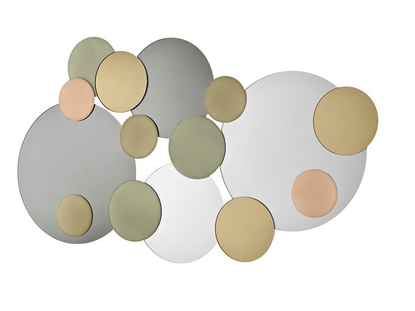 Specchio a parete ATOMIC by Tonelli Design