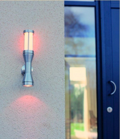 Stainless steel Outdoor wall Lamp ATREX G by BEL-LIGHTING
